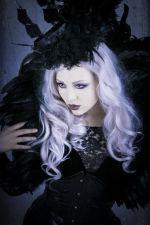 Gothic - Fascinator