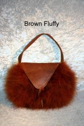 Brown Fluffy
