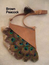 Brown Peacock