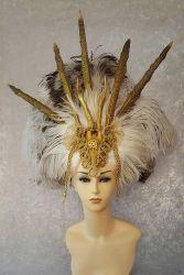 Golden Horns - Kopfputz